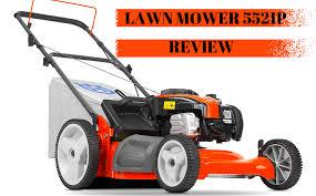 husqvarna lawn mower 5521p review loyalgardener