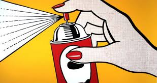 Spray Cans Paint - how to keep your cans quiet while running climbing walking free