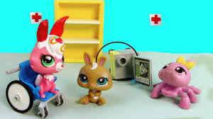 lps baby bunny born mommies part 39 littlest pet shop series