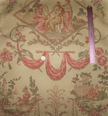 decorating toile fabric waverly home decor twall print