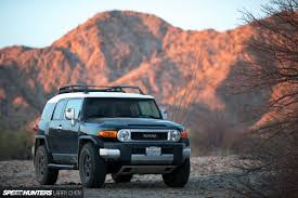 fj cruiser project fj cruiser chasing off road racing speedhunters