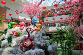 New Year Garden Decoration by Chinese New Year Begins With Bigger And Better Discounts