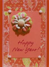 history of new year greetings