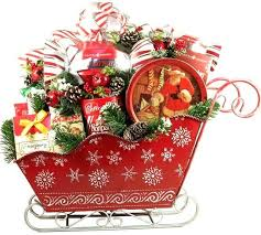 Best Holiday Gift Baskets 47 Best Christmas Gift Baskets Images On Pinterest Christmas