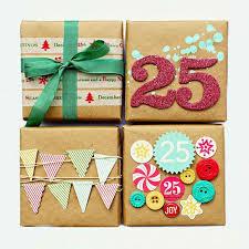 christmas gift wrap craftionary