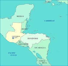 america map guatemala map of guatemala