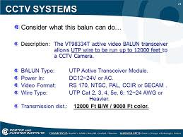 baluns and video amplifiers ppt video online download