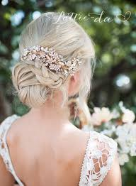 flower accessories 30 chic vintage wedding hairstyles and bridal hair accessories