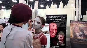 Cinema Makeup Schools Nelly Recchia For Cinema Make Up Imats 2012 Youtube