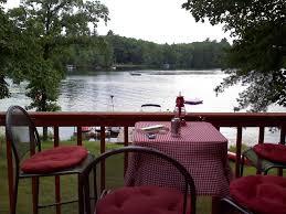 luxury u0027a u0027 frame cabin on balsam lake homeaway milltown