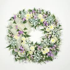 fresh wreaths garden fresh flowers wreath wreaths unlimited