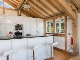 Kitchen Island Extensions by Oak Framed Extension In Self Build And Design Now For Sale