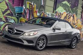 convertible mercedes black 2016 mercedes benz e class convertible pricing for sale edmunds