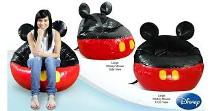 mickey mouse chair covers large mickey mouse bean bag cover winnipeg furniture store