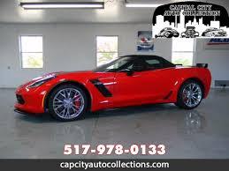 capital city corvette used cars for sale mi 48854 capital city auto collection