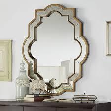 decorative beveled wall mirrors Beautiful Decorative Wall