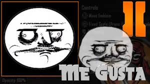 Call Of Duty Black Ops 2 Memes - black ops 2 me gusta face meme emblem tutorial youtube