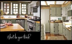 Green Cabinet Kitchen Grey Green Kitchen Love Inspiration