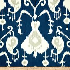 magnolia home fashions java navy discount designer fabric