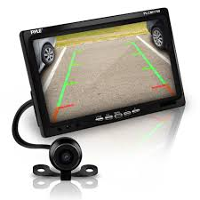 pyle plcm7700 on the road rearview backup cameras dash cams