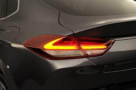 hyundai i30 fastback tail lamp indian autos blog