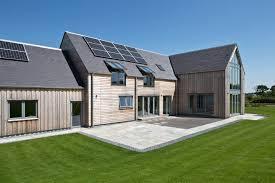 designing an energy efficient self build