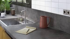 plan de travail en zinc pour cuisine dossier le plan de travail en métal