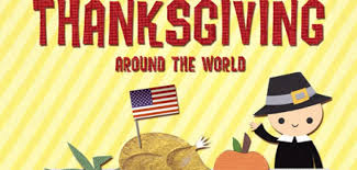 thanksgiving around the world only infographic infographics