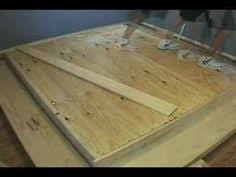 how to build a platform bed fraome from home depot platform bed