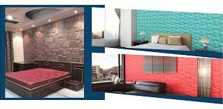 3d wall panels india ecoste