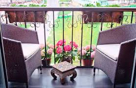 ideas for small balcony how to make a perfect house arrangement