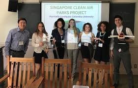 with a little software magic students create pollution solutions