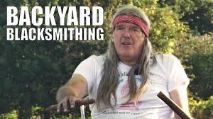 backyard blacksmithing youtube