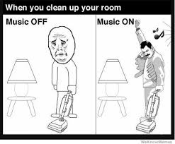 Clean Room Meme - when you clean up your room weknowmemes