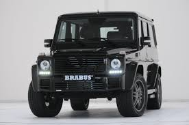 mercedes g class blacked out geneva motor show preview the brabus g v12 s biturbo mercedes