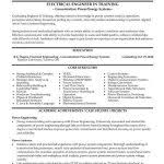 Electrical Maintenance Engineer Resume Samples Electrical Maintenance Engineer Resume Word Format Gfyork Com
