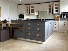 kitchen sent in via twiiter of little greene s dark lead colour kitchen colors