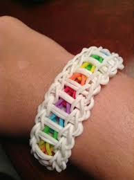 bracelet bands rubber images 51 best rainbow looms i made images rainbow loom jpg