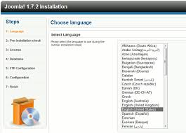 how to install joomla 2 5 inmotion hosting