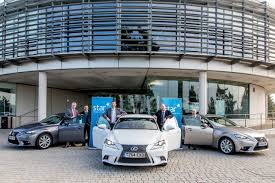 lexus personal contract hire deals new toyota lexus fleet charter aims to benefit sme company car