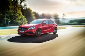 mercedes hatch amg 2016 mercedes a class facelift pricing revealed amg a45 4matic