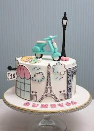 themed cakes 831 best parisian cakes images on cakes amazing