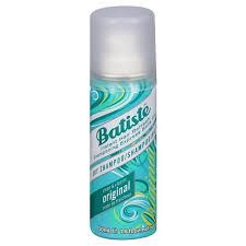 batiste clean and light bare batiste original clean classic trial size dry shoo 1 6oz target