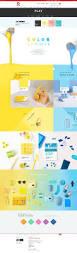662 best ui inspiration yellow images on pinterest web layout