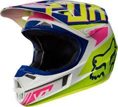 fox boots motocross 119 95 fox racing youth v1 falcon mx motocross helmet 995536