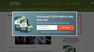 Make Money Online Blogs - 14 ways to make money online from a website