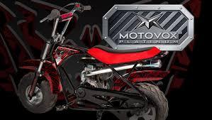 motovox mbx11 mini bike