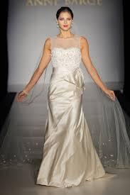 high wedding dresses 2011 neck ivory silk mermaid wedding dress with illusion