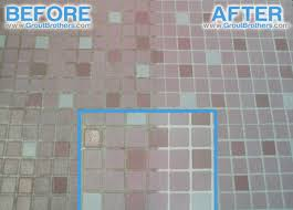 Cleaning White Grout Bathroom How To Clean Grout On Bathroom Floor Home Design Image
