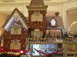 gingerbread house at disney u0027s grand floridian organized sahm